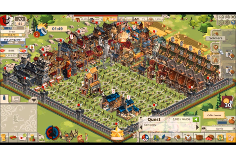 Goodgame Empire - Download for Windows - 333download.com