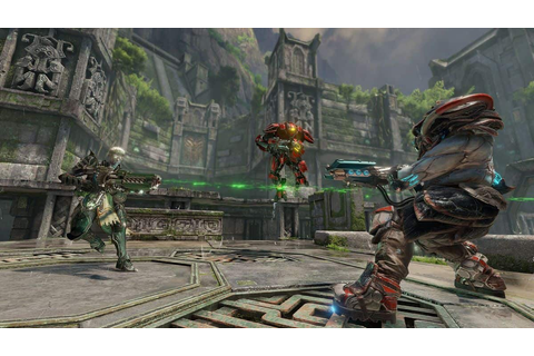 New Quake Champions Screenshots Show the Power of id Tech ...