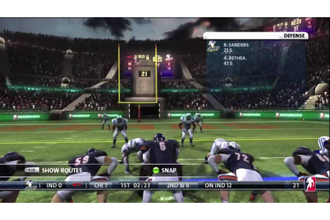 Backbreaker Game Online - YouTube