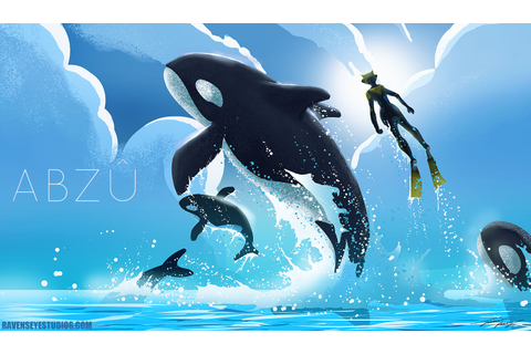 ABZU - Some quick fan art - What a game! | LatestGames ...
