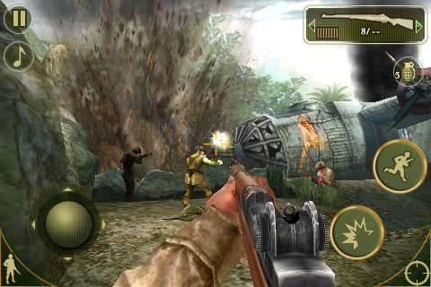 Android Apk+Data: Brothers In Arms 2