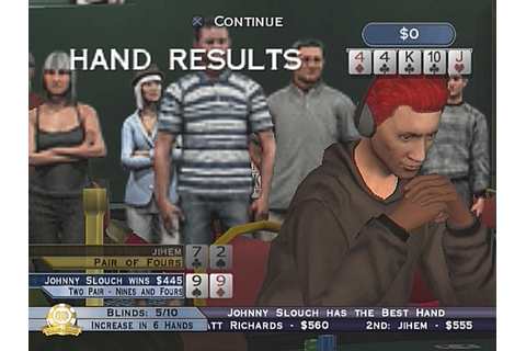 World Series of Poker Tournament of Champions 2007 Edition ...