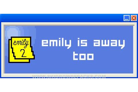 Emily is Away Too Full Version