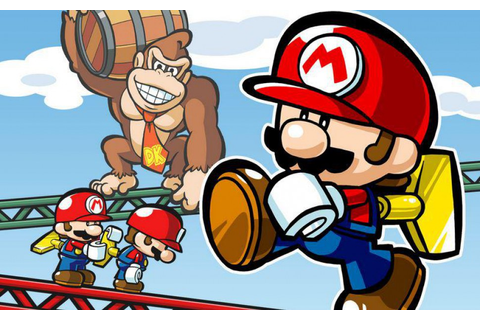 Mario and Donkey Kong: Minis on the Move Review - XGN.nl