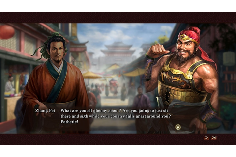 Romance of the Three Kingdoms XIII Review – GameSpew