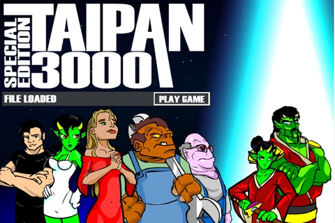 Taipan 3000 Special Edition Game - Defense games - Games Loon