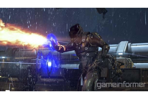 New Mass Effect Andromeda Screenshots - Game Informer