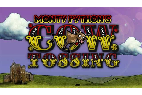 Download Game Monty Python - Cow Tossing for Nokia 5800 ...