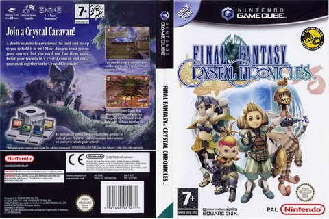 GCCP01 - Final Fantasy Crystal Chronicles