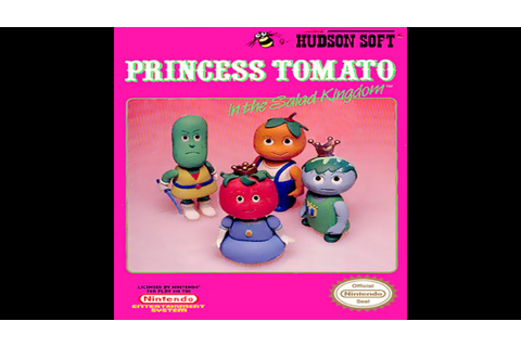 Princess Tomato in the Salad Kingdom - YouTube