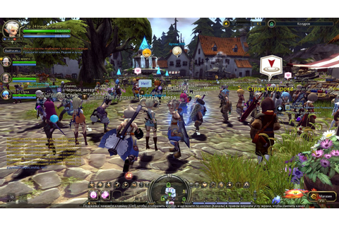 Low- spec MMORPG Games Part-1