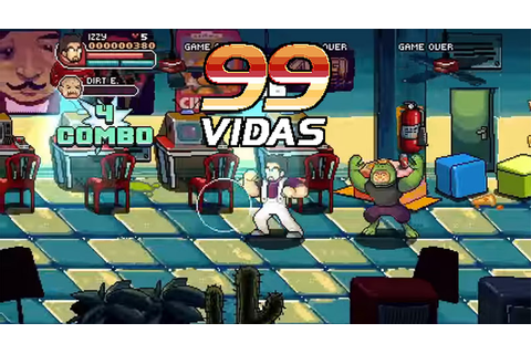 99Vidas Available Now For PS Vita, PS3 & PS4 In Europe ...