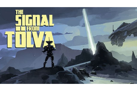 The Signal From Tölva - FREE DOWNLOAD CRACKED-GAMES.ORG