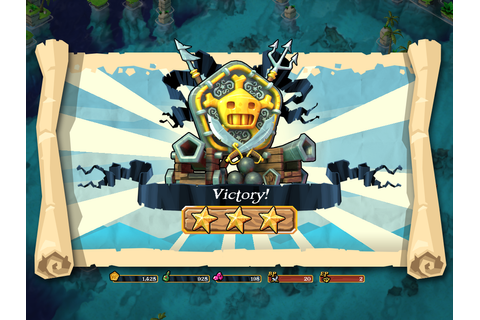 Plunder Pirates by Midoki - Combat Victory Screen - Game ...