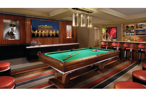 Luxury Suite in Vegas - Executive Parlor Suite - Bellagio ...