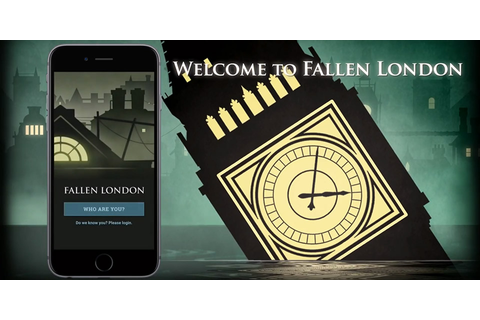 Text-based RPG Fallen London now has an Android version ...