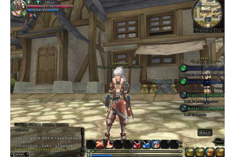 Ragnarok Online 2 Legend of the Second Download Free Full ...