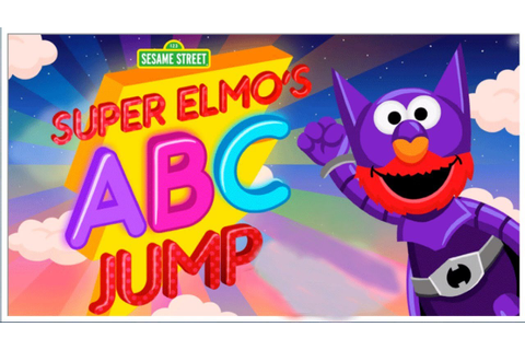 [HQ] Sesame Street Presents! Super Elmos ABC Jump Game ...