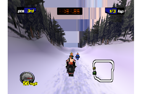 Polaris SnoCross Download Game | GameFabrique