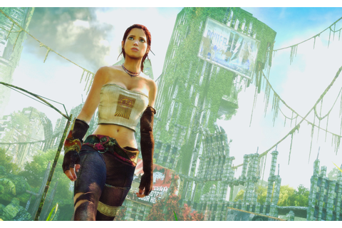 Enslaved:Odyssey to the west wallpaper | games | Wallpaper ...
