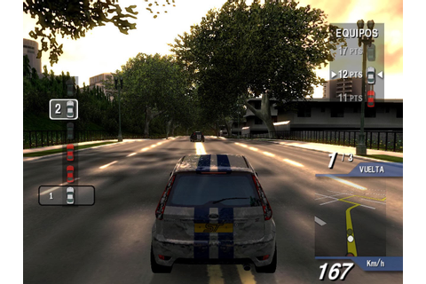 Ford Street Racing Game - Free Download Full Version For Pc