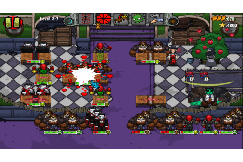 Download Dead Hungry Diner Full PC Game