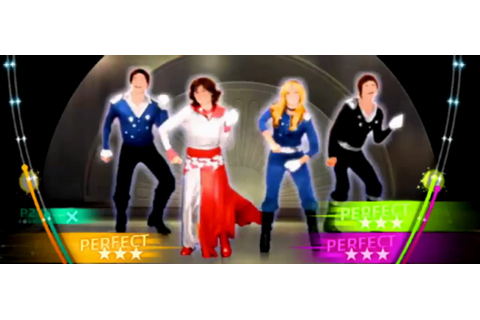 ABBA You Can Dance Announced For Wii