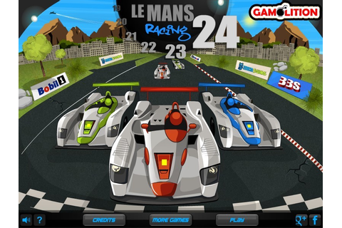 Le Mans 24 - Funny Car Games
