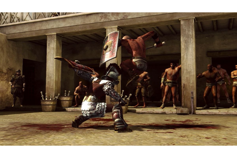 Spartacus Legends Review: A bloody decent free to play ...