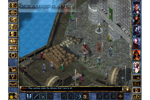 Baldurs Gate Free Download - Ocean Of Games