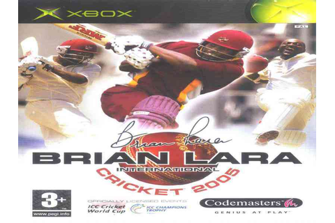 Brian Lara International Cricket 2005 Game Download Free ...