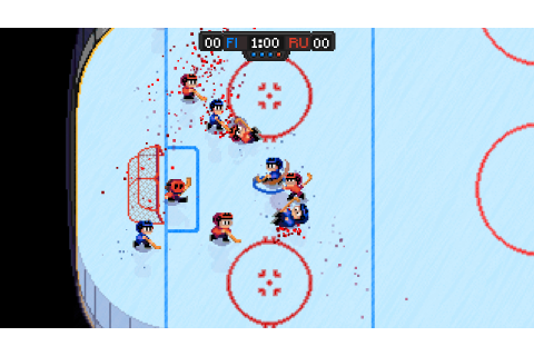 Super Blood Hockey - Download Free Full Games | Sports games