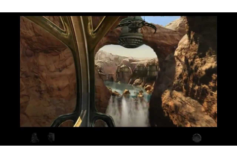Myst IV: Revelation Walkthrough - Chapter 1: A Request ...