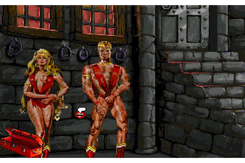 Leather Goddesses of Phobos 2 (1992) - Adventure game details