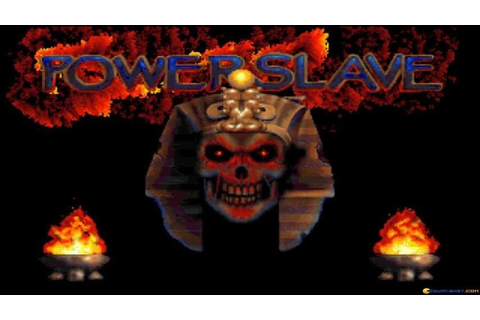 Powerslave - Exhumed gameplay (PC Game, 1996) - YouTube