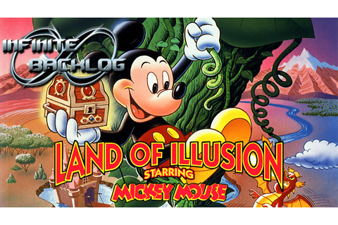 Land of Illusion Starring Mickey Mouse (Master System ...
