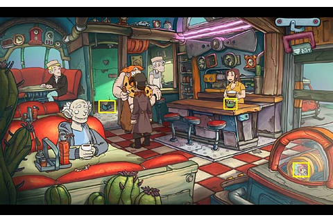 Bring the sandwich to the builder | Chapter six - Deponia ...