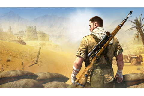 Sniper Elite 3 HD Wallpaper | Background Image | 1920x1080 ...