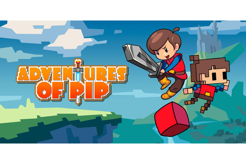Adventures of Pip™ | Wii U download software | Games ...