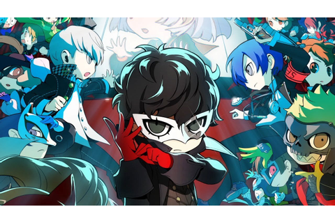 Persona Q2 Archives - Nintendo Everything