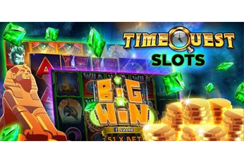 TimeQuest Slots | FREE GAMES - Android app on AppBrain