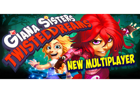 Giana Sisters: Twisted Dreams on Steam