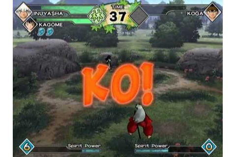InuYasha: Feudal Combat (PS2 Gameplay) - YouTube