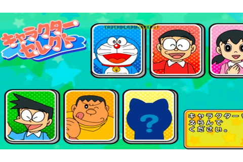 Doraemon Wii Gameplay Ep 2 - YouTube