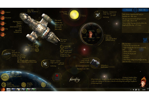 Firefly - Objects in Space 1.0.1 for Rainmeter by Squirrel ...