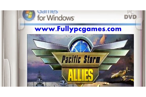 Pacific Storm Allies Game - Free Download Full Version For PC
