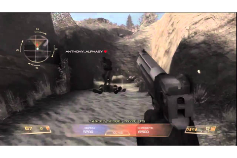 Modern Combat: Domination - Gameplay and Weapons 720p ...