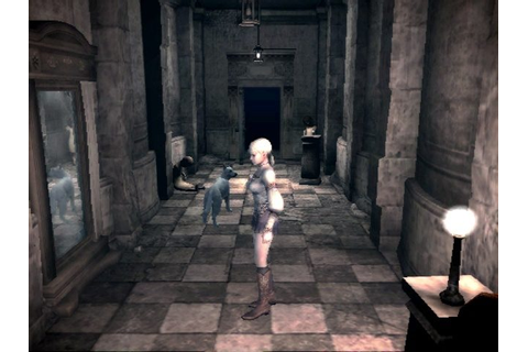 Haunting Ground (2005) by Capcom Entertainment PS2 game