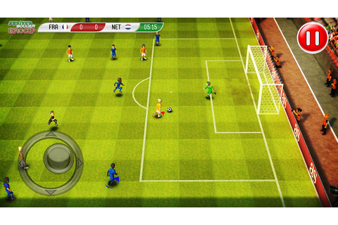 Striker Soccer Euro 2012 - Android Apps on Google Play