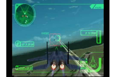 Ace Combat 3 Electrosphere: Reaching for Stars ...
